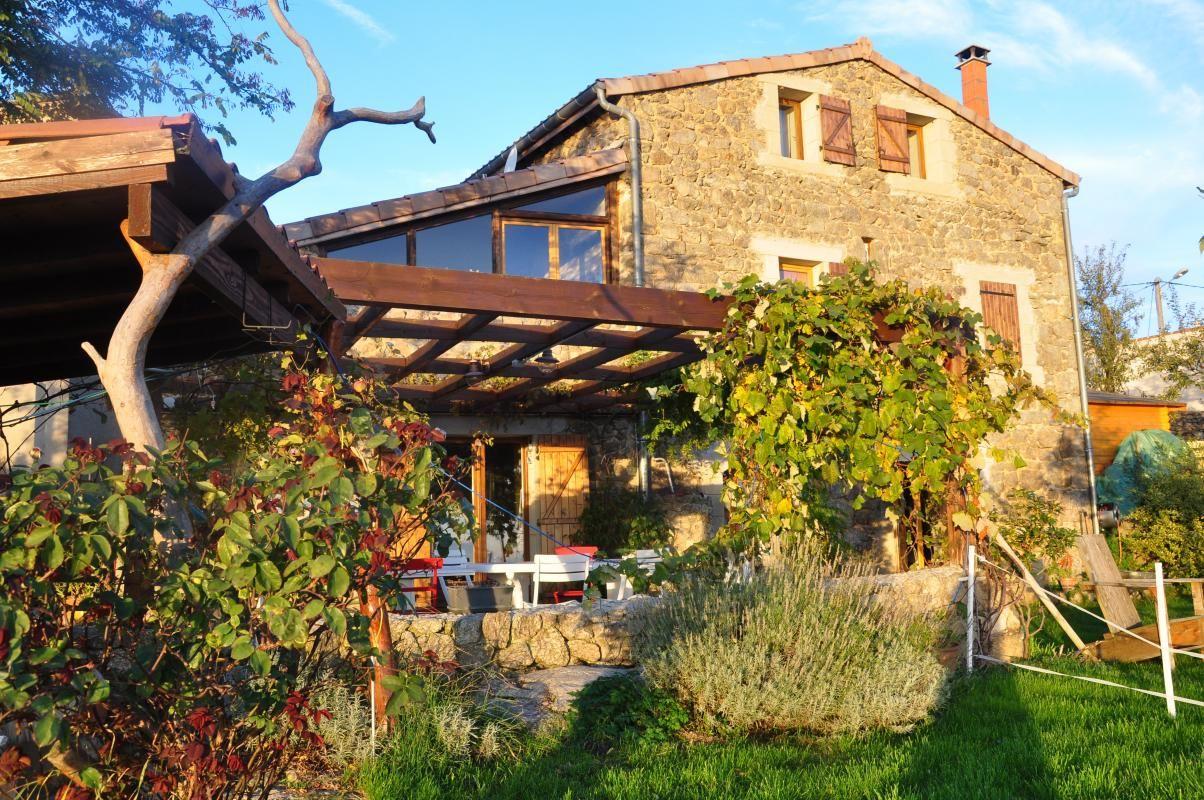 Le Terroir De Syzel : Hébergements Oenotourisme En Ardèche 3 ... dedans Piscine Saint Peray