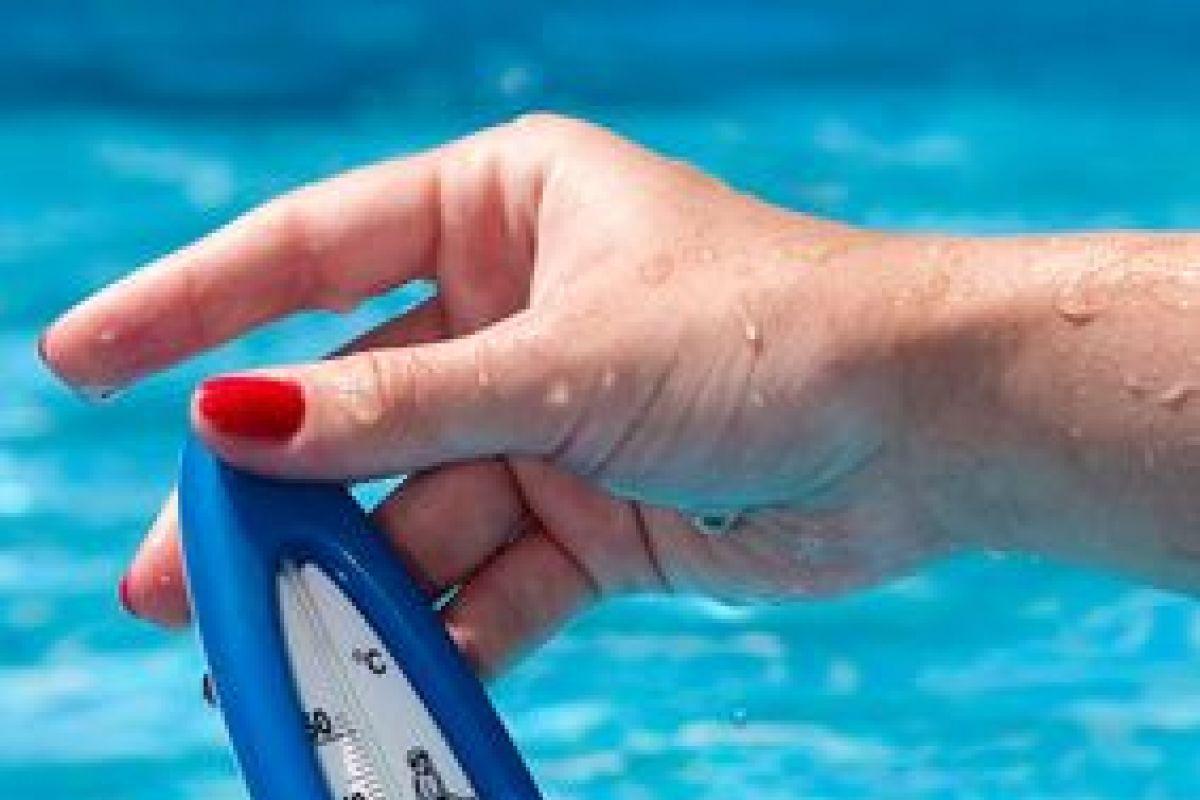 Le Thermomètre De Piscine Connecté - Guide-Piscine.fr encequiconcerne Thermometre Piscine Connecté