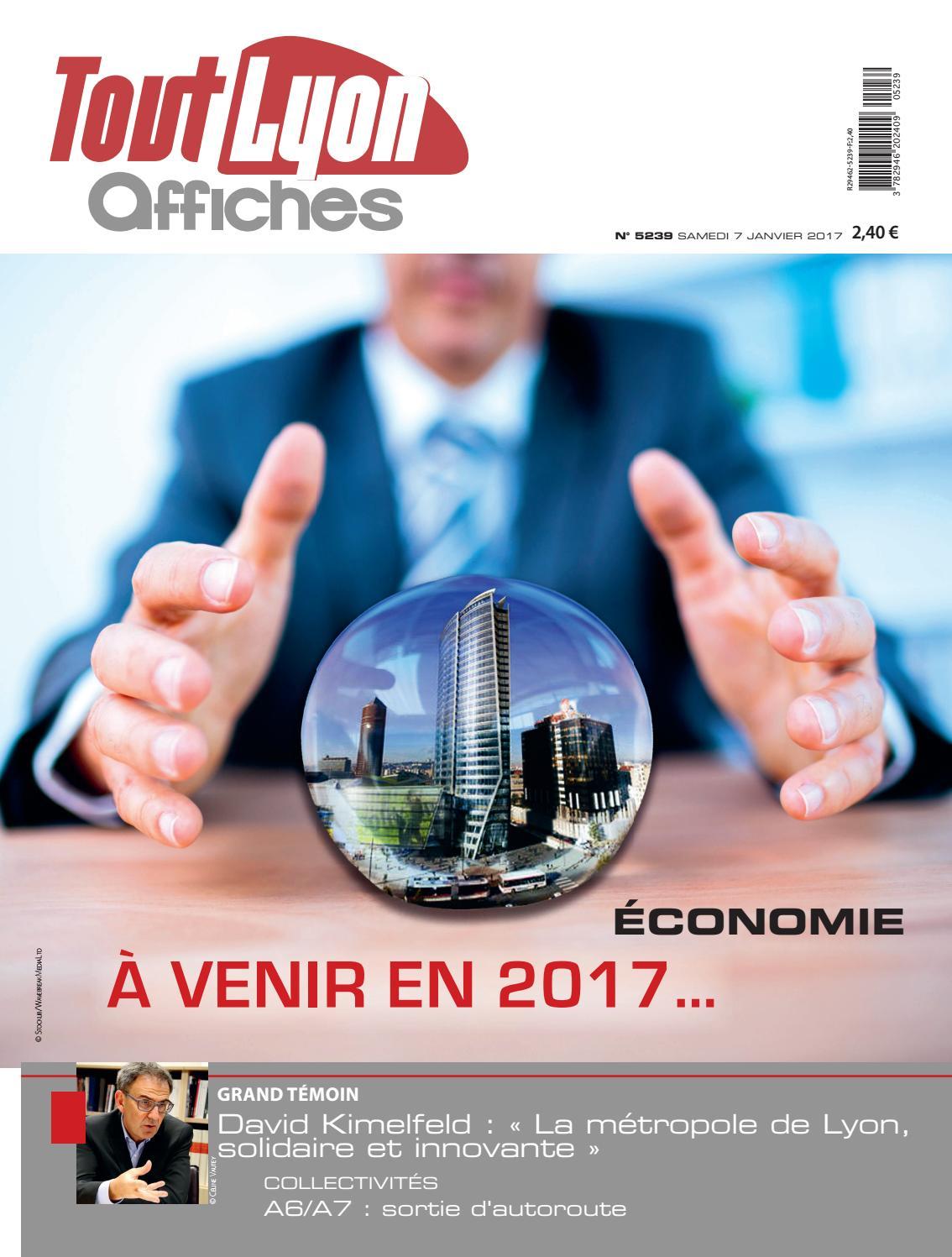 Le Tout Lyon Affiches Du 7 Janvier 2017 By Tout Lyon ... intérieur Promotion Piscine Desjoyaux 2017