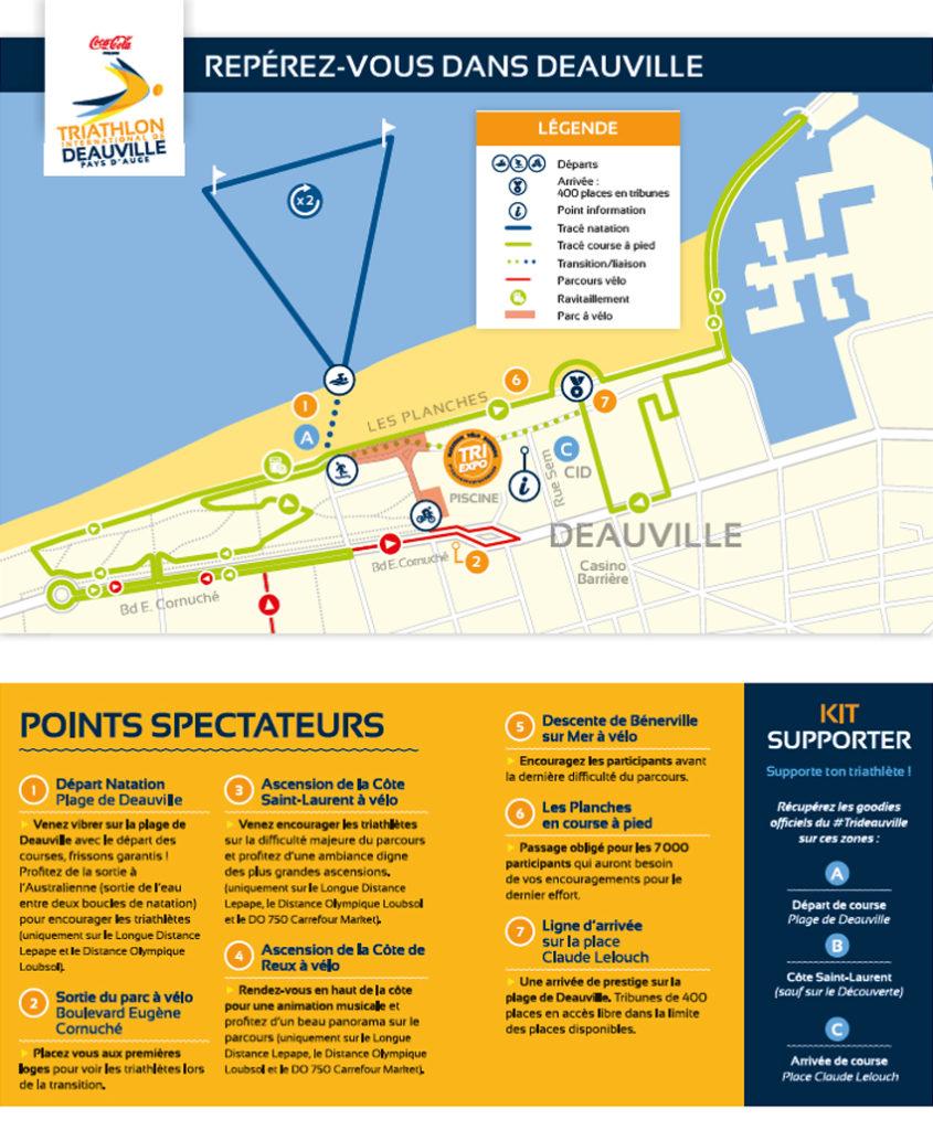 Le Trideauville En 10 Questions - Triathlondeauville encequiconcerne Horaires Piscine Deauville
