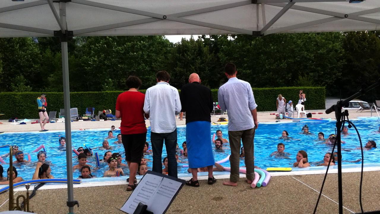 Le Voyage Du Primate Aquatique: Dates Pour Se Mettre À L'eau dedans Piscine Guy Boissière