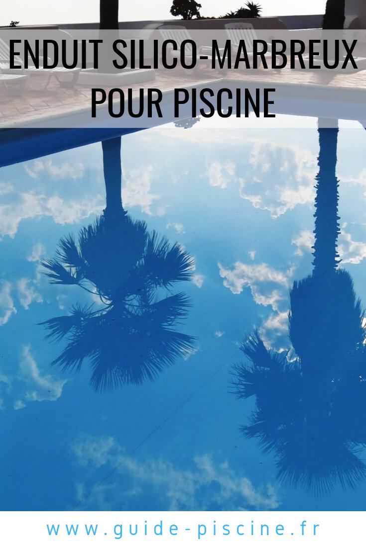 L'enduit Silico-Marbreux Pour Piscine | Piscine Beton ... serapportantà Enduit Piscine Béton