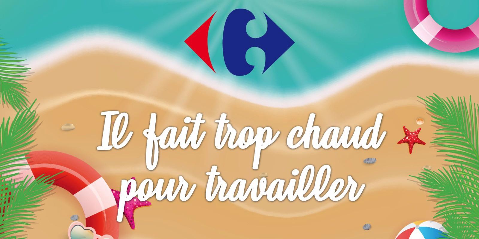 L'enfer Carrefour Market - Nicolas Grégoire - Medium pour Couche Piscine Carrefour