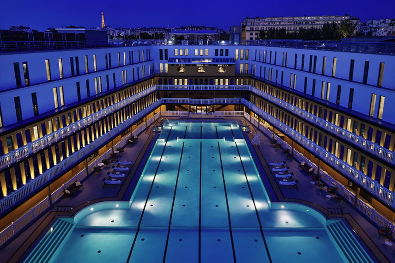Les 20 Plus Belles Piscines De Paris à Piscine Paris 20
