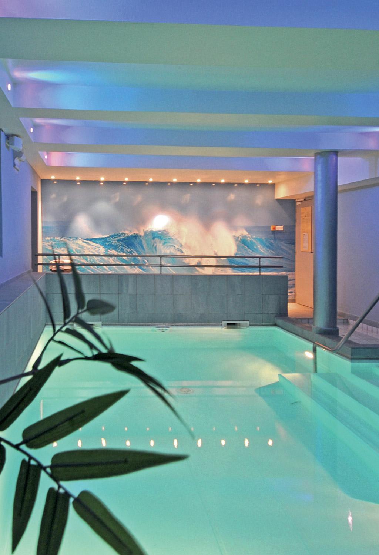 Les 5 Meilleurs Hôtels Avec Piscine Intérieure - Les ... pour Hotel Avec Piscine Paris