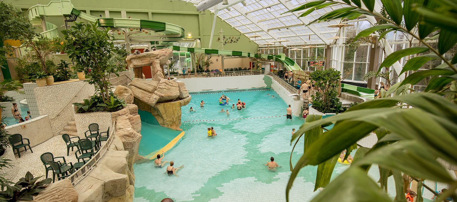 Les Ardennes destiné Center Parc Piscine