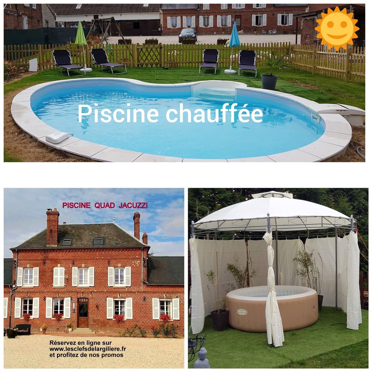 Les Clefs De L Argiliere $94 ($̶1̶0̶4̶) - Prices & Guest ... serapportantà Piscine Liancourt