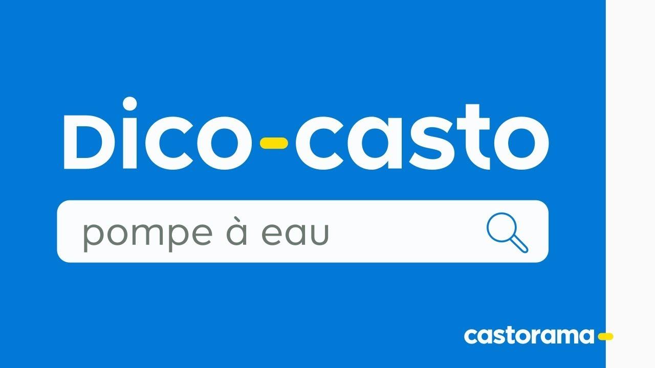 Les Différents Types De Pompes À Eau | Castorama pour Piscine Autoportée Castorama