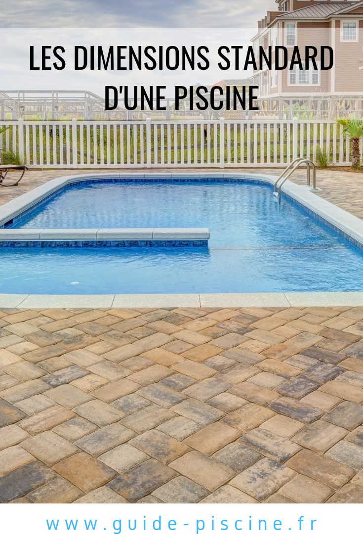 Les Dimensions Standard D'une Piscine | Piscine, Liner ... avec Prix Liner Piscine 8X4