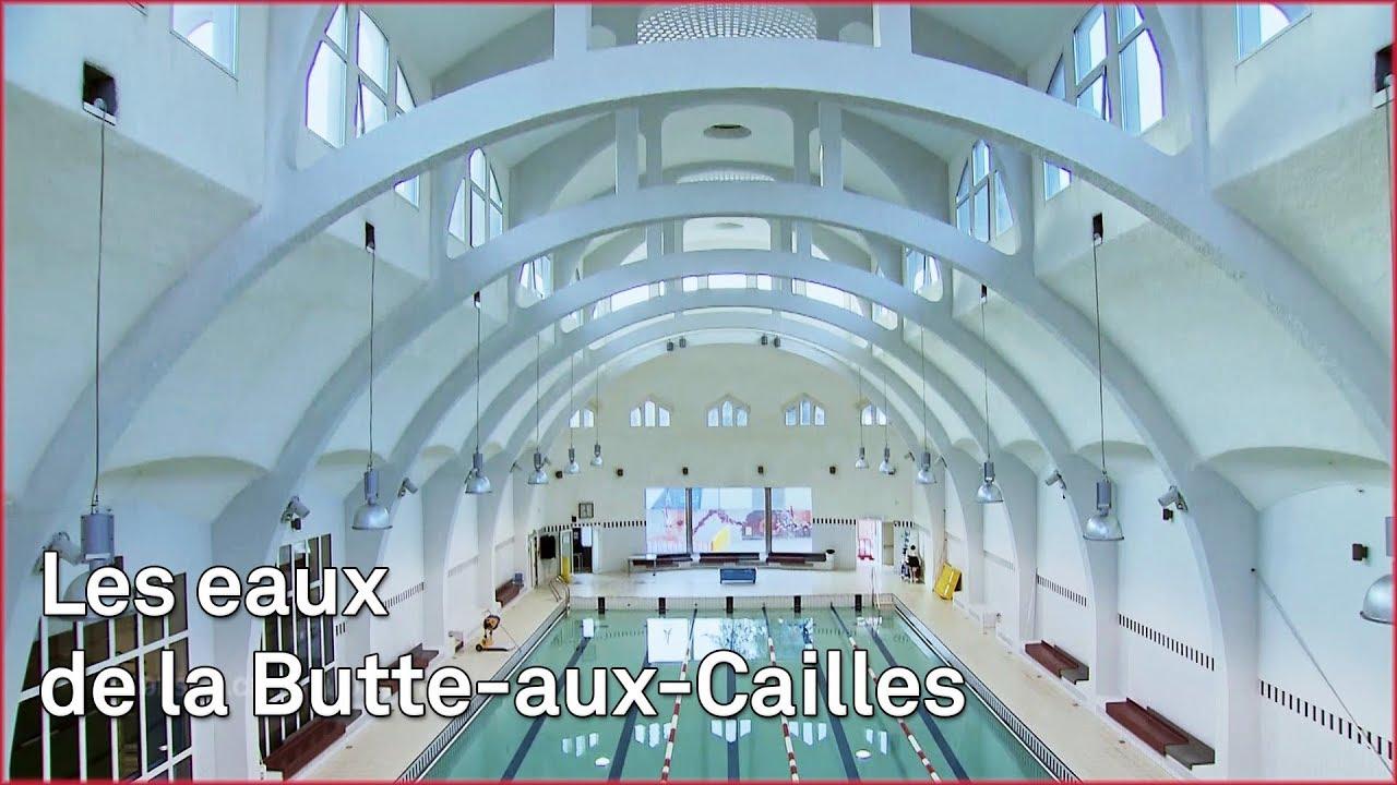 Les Eaux De La Butte-Aux-Cailles serapportantà Piscine De La Butte Aux Cailles