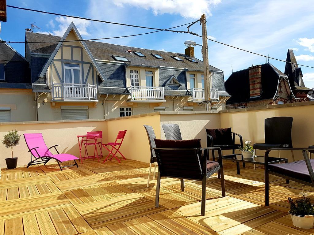 Les Fruits De Mer, Terrasse Plein Sud Et Balcon, Berck-Sur ... concernant Piscine Berck