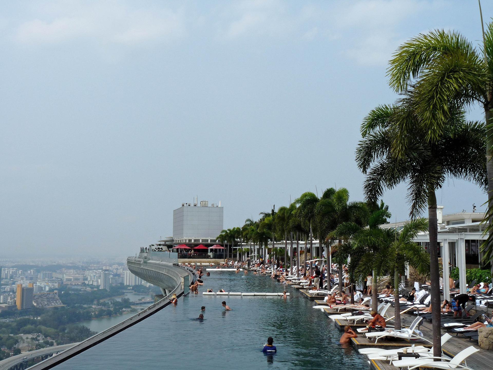 Les Meilleurs Choses À Faire À Singapour - Ce Qu'il Ne Faut ... dedans Piscine Singapour