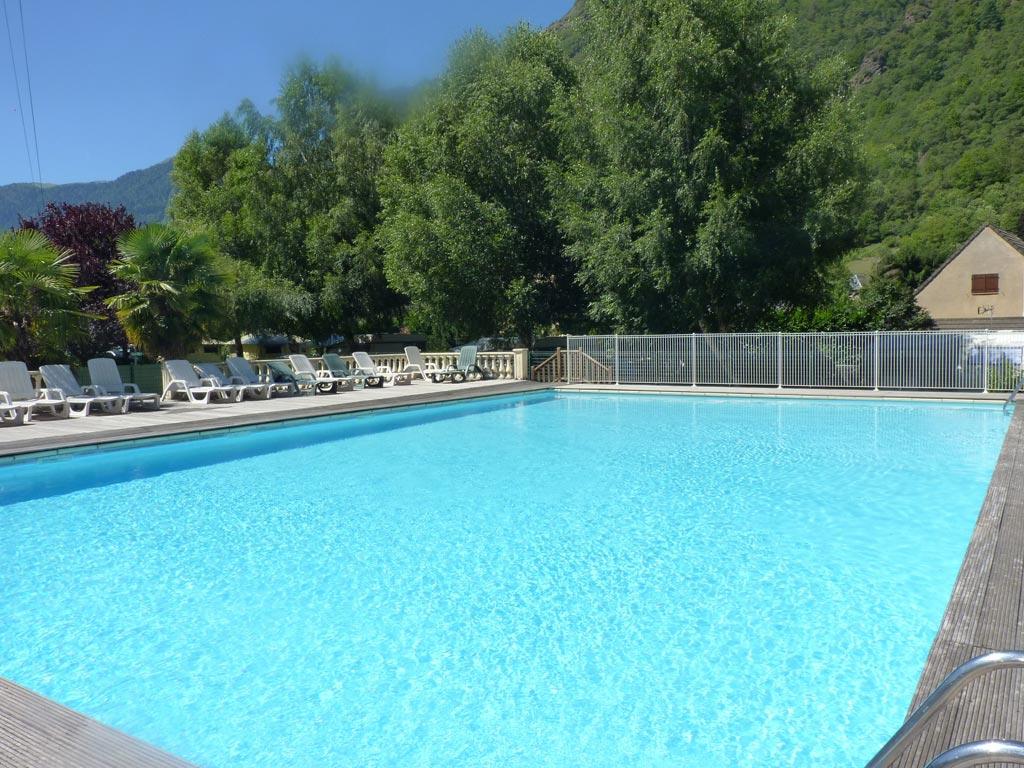 Les Myrtilles - Hébergements De Groupes / Refuges / Gîtes D ... intérieur Camping Ariège Avec Piscine