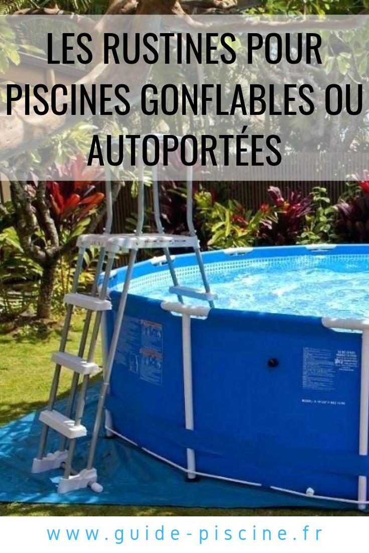 Les Rustines Pour Piscines Gonflables Ou Autoportées ... avec Rustine Piscine