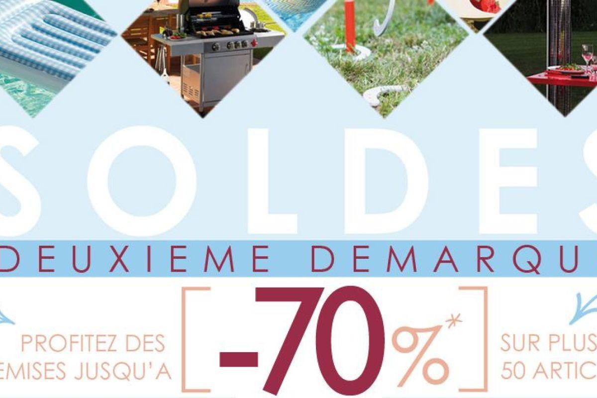 Les Soldes Continuent Chez Desjoyaux - Guide-Piscine.fr encequiconcerne Promotion Piscine Desjoyaux 2017