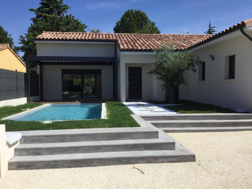 Les Tamaris - Maison Avec Piscine, House Alixan, Drôme tout Cash Piscine Bourg De Peage