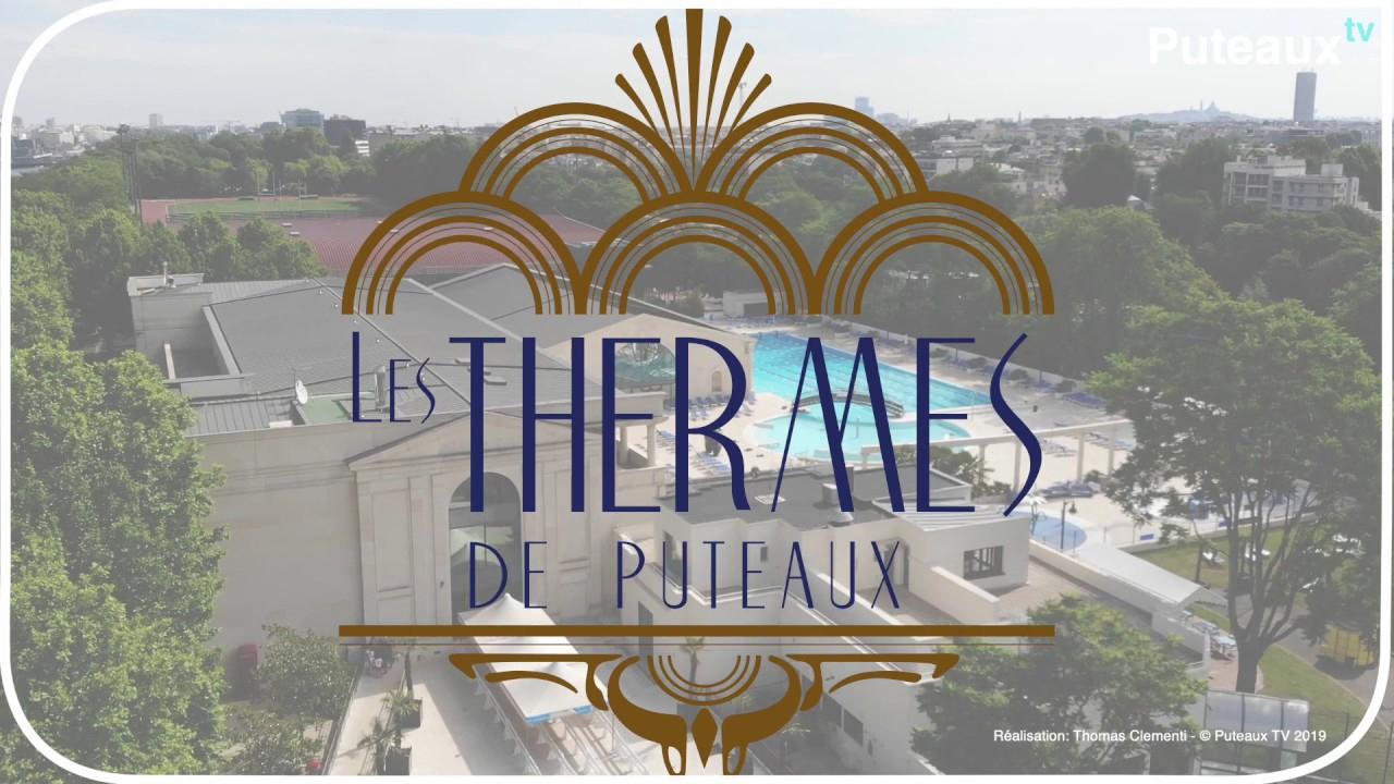 Les Thermes De Puteaux - Mairie De Puteaux destiné Horaires Piscine Puteaux