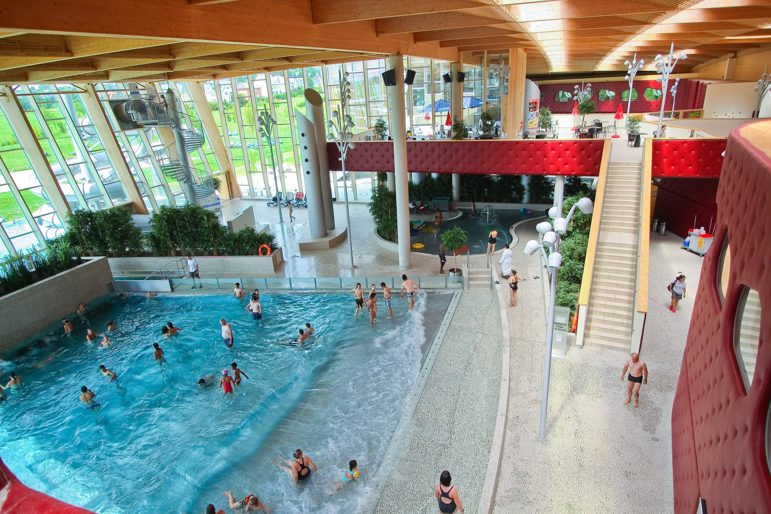 Les Thermes In Strassen - Yellow.lu Directory tout Piscine Strassen