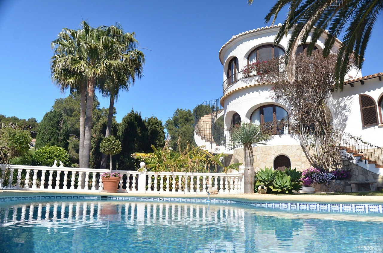 Les Villas De Nice Nord - Agence Gairaut Immobilier serapportantà Piscine Nice Nord