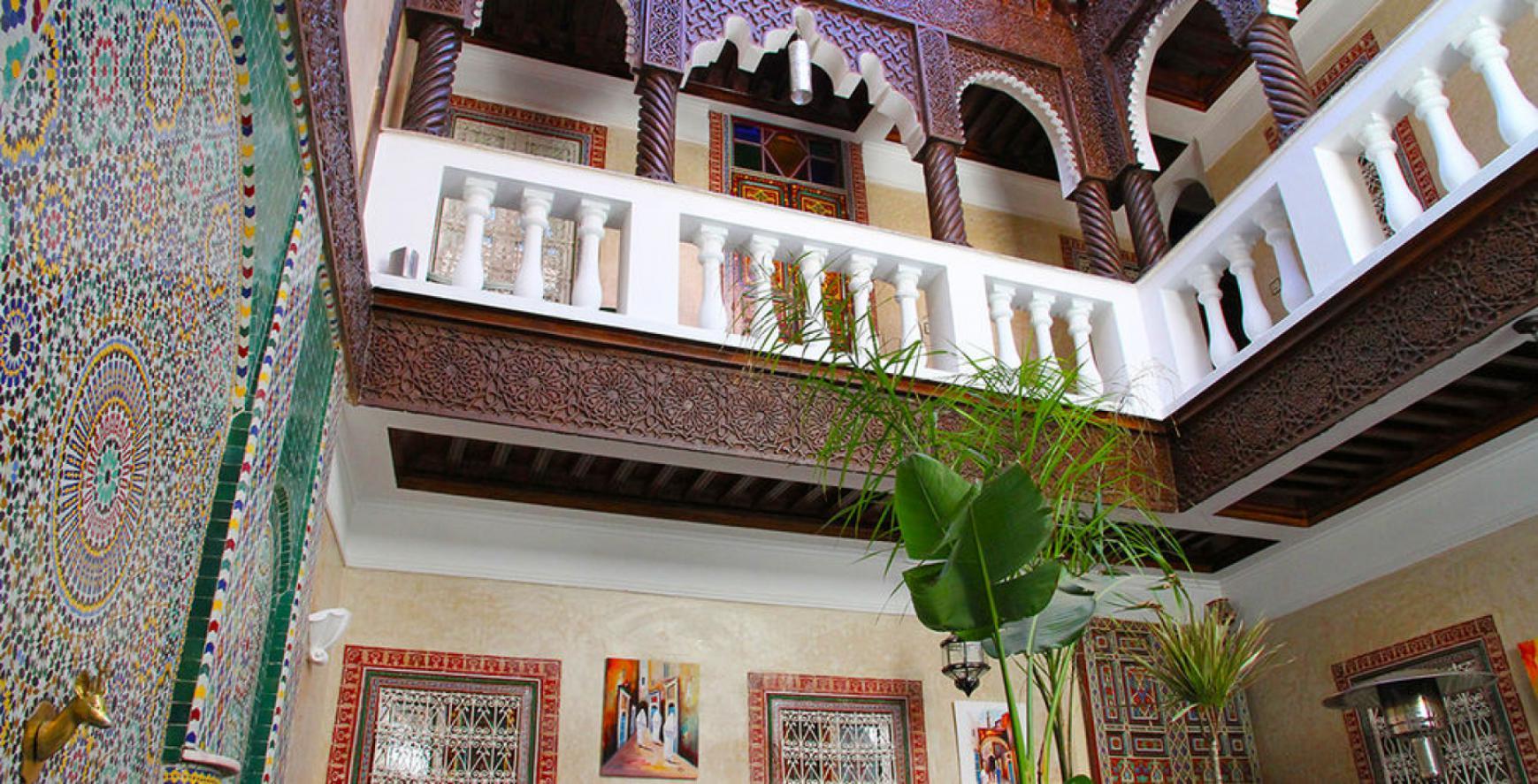 L'escale De Marrakech - Riads In Marrakesh - Kalikakoo à Riad Marrakech Avec Piscine
