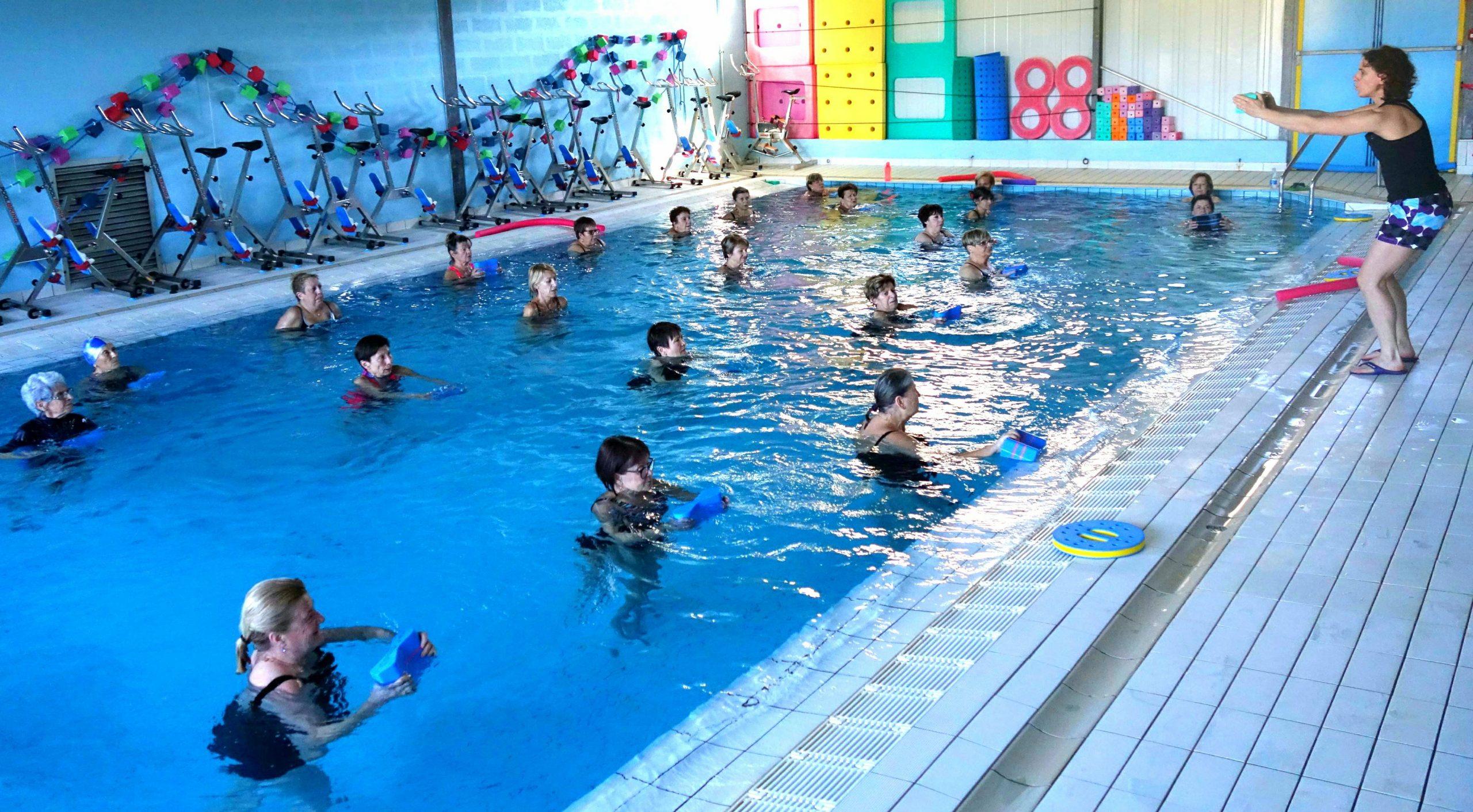 L'espace Aquatique Et La Piscine Du Carcassonne Olympique dedans Dimension Piscine Olympique