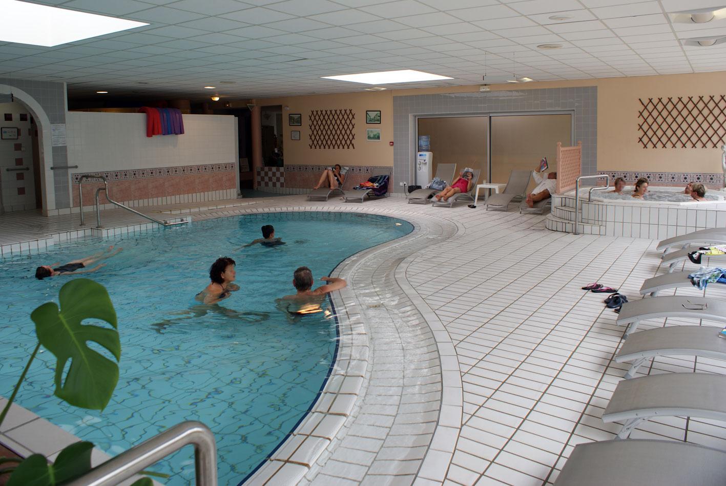 L'espace Détente - Communauté De Communes Chinon Vienne Loire serapportantà Piscine Chinon