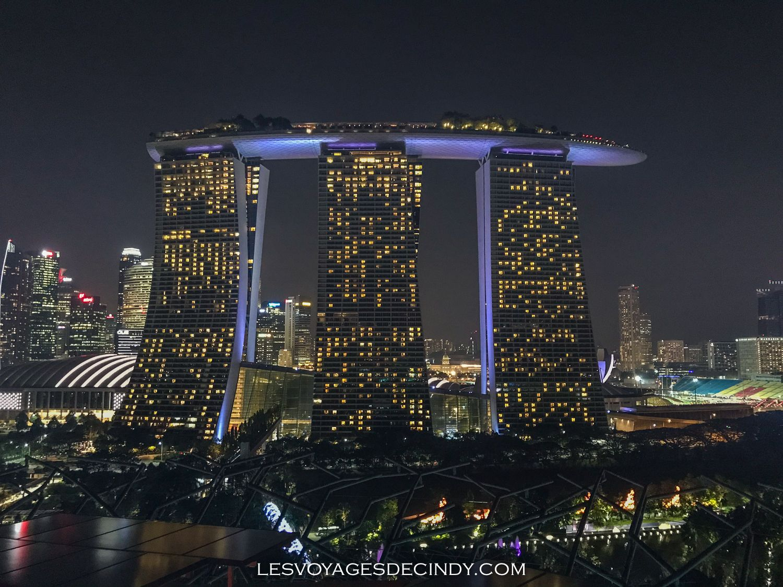 L'hôtel De Luxe Le Plus Impressionnant De Singapour : Le ... pour Piscine Singapour