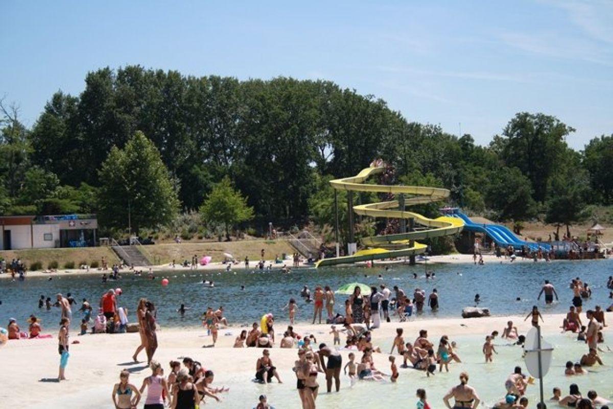 L'ile De Loisirs De Cergy-Pontoise - Horaires, Tarifs Et ... à Piscine Eragny