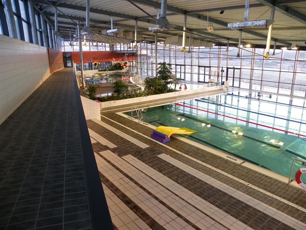 L'ilebulle (Centre Aquatique Du Pays Flechois), La Fleche ... avec Piscine La Fleche