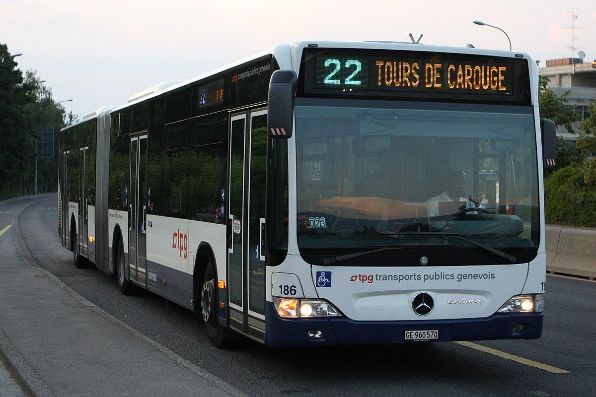 Liste Des Lignes De Bus De Genève — Wikipédia tout Piscine Thonex
