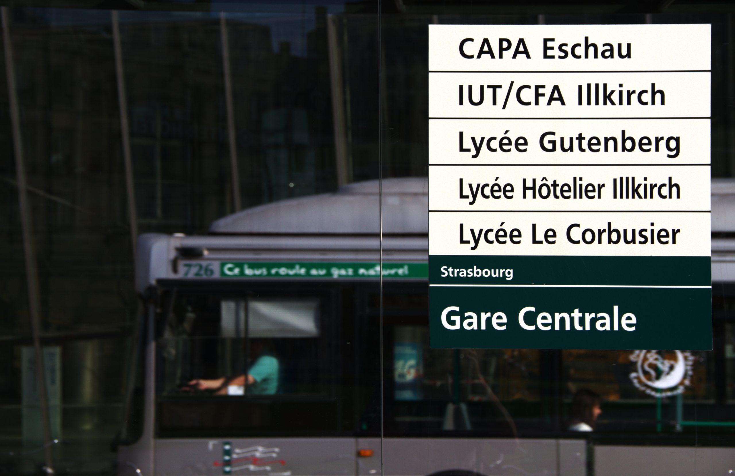 Liste Des Lignes De Bus De Strasbourg - Wikiwand concernant Piscine Lingolsheim Horaires