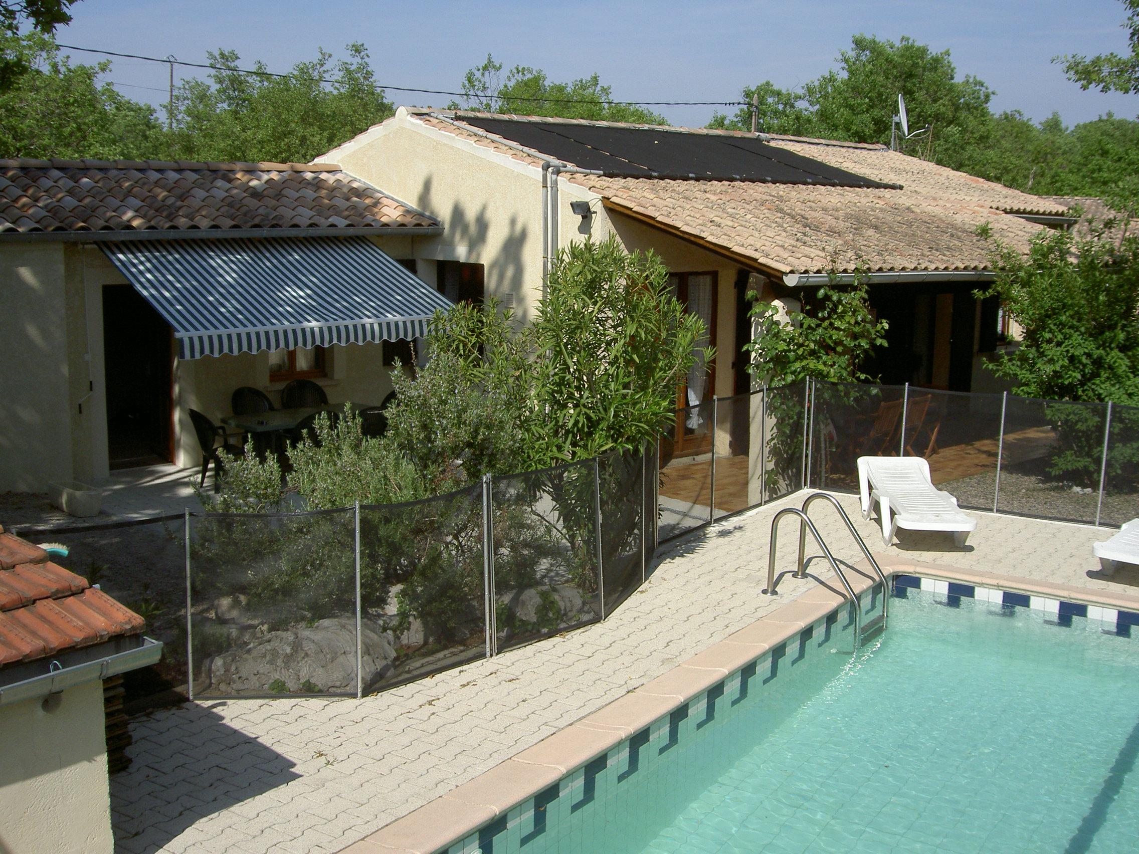Location De Gîte Avec Piscine -Le Mas Dolder , Ardèche ... serapportantà Vacances En Ardèche Avec Piscine