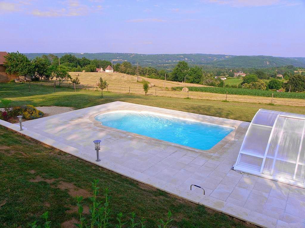 Location De Vacances À Montcléra Avec Piscine, Dordogne-Limousin à Location Dordogne Piscine