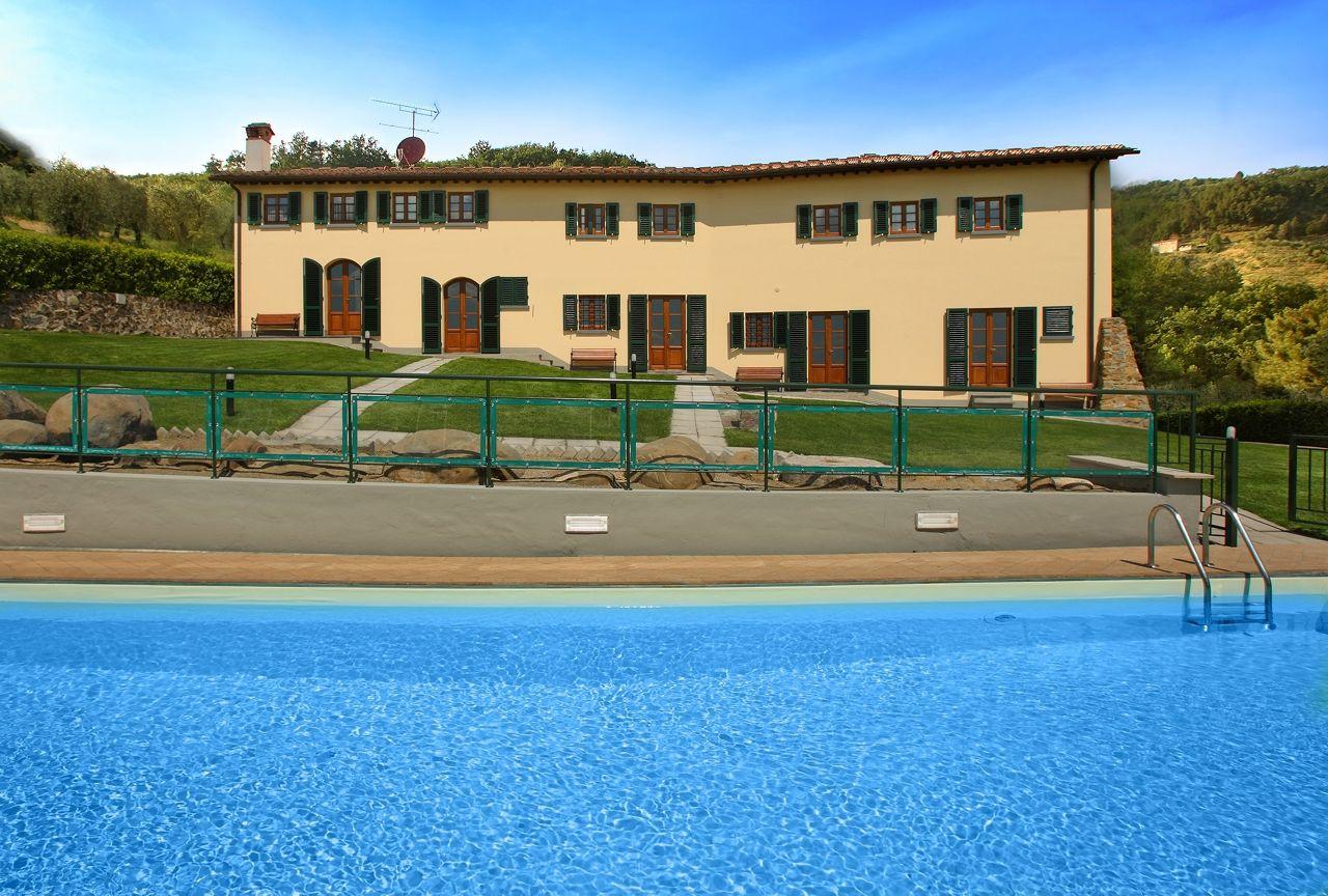 Location De Vacances À Montecatini Alto | Villa Le Ferrette ... dedans Location Maison De Vacances Avec Piscine Privée