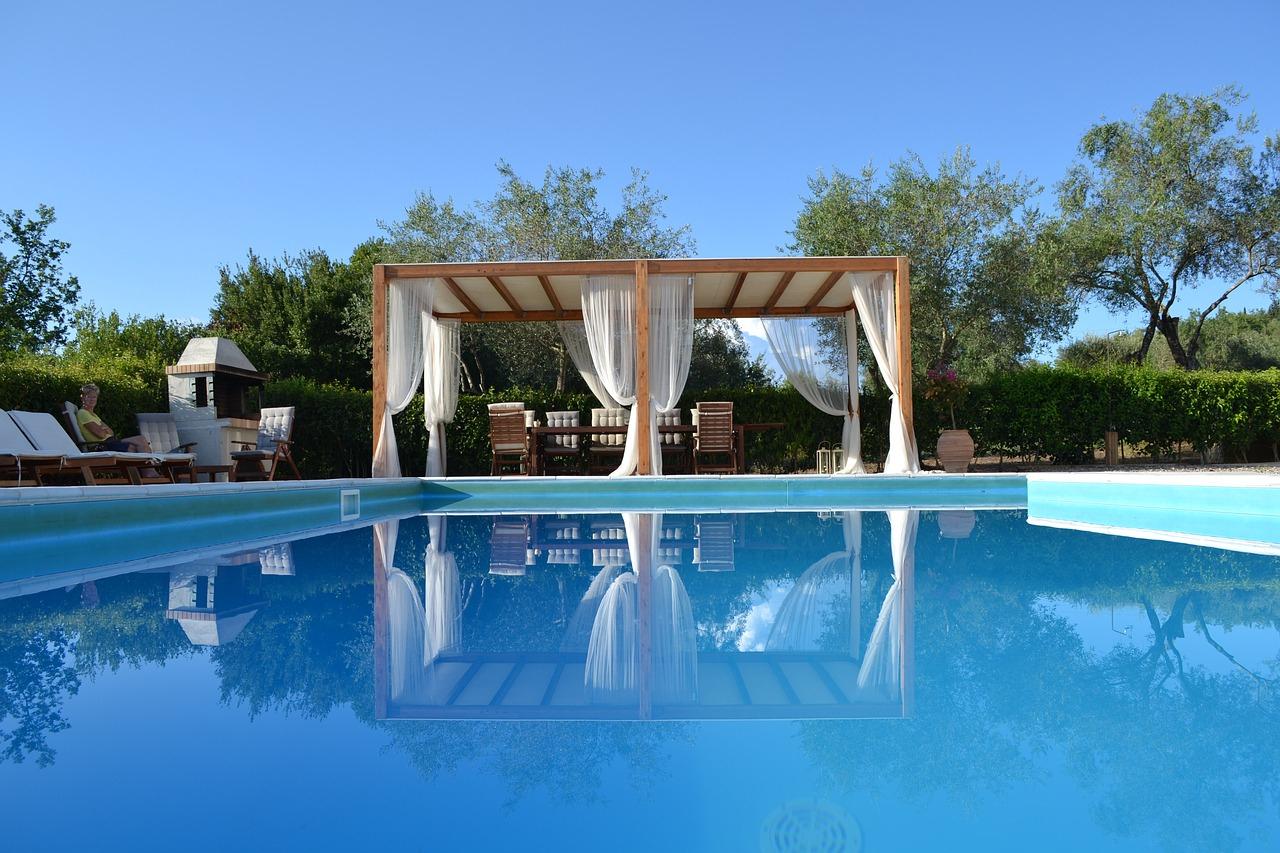 Location De Vacances Au Portugal Avec Piscine - Le Blog ... tout Location Maison Avec Piscine Portugal