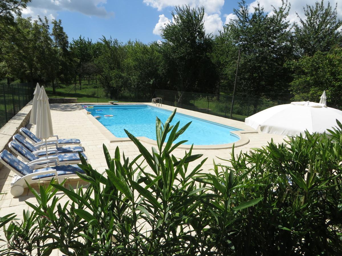 Location De Vacances En Gite Avec Piscine Pleine Nature À ... destiné Nerac Piscine