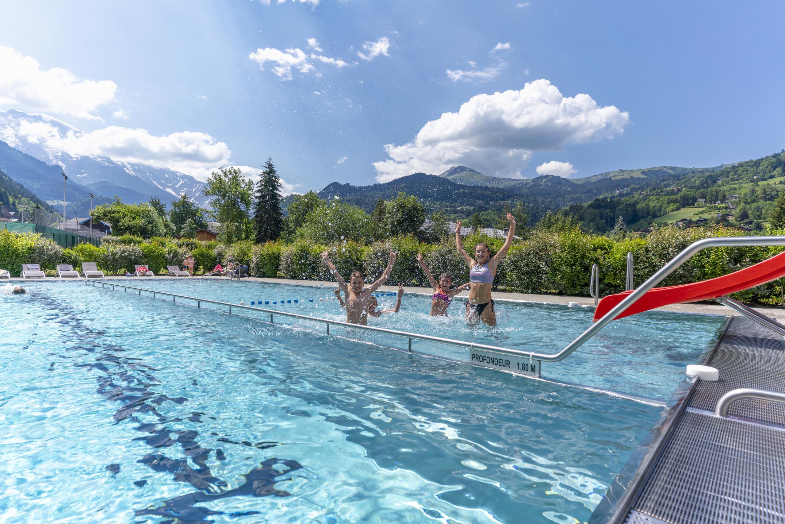 Location De Vacances Saint Gervais à Piscine Saint Gervais Les Bains