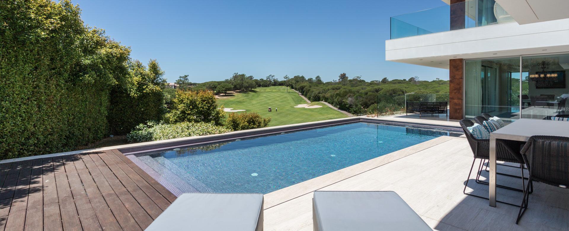 Location De Villa De Luxe Au Portugal | Villanovo concernant Location Villa Portugal Avec Piscine Pas Cher