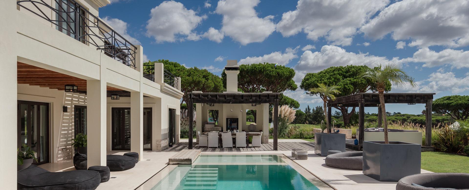 Location De Villa De Luxe Au Portugal | Villanovo tout Location Maison Espagne Avec Piscine Pas Cher