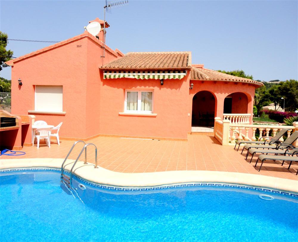 Location De Villa En Espagne Avec Piscine Voyage Maroc ... destiné Location Villa Espagne Avec Piscine Privée