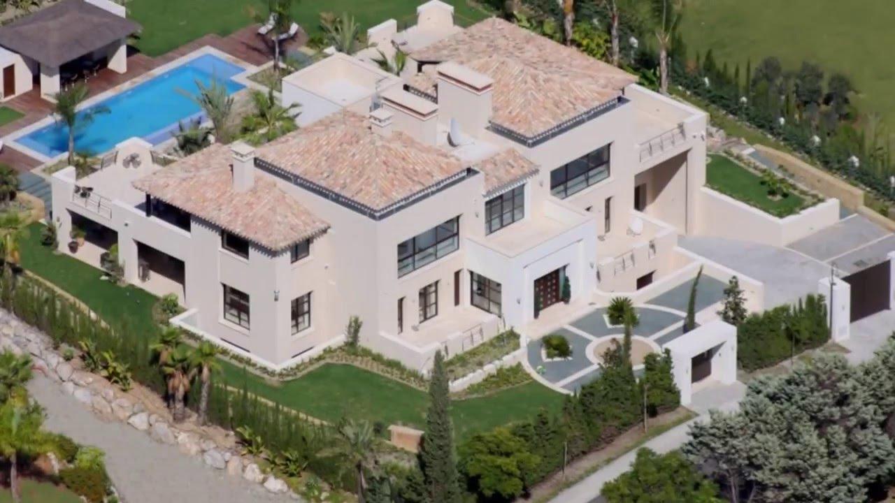 Location De Villas De Luxe À Marbella dedans Location Maison Avec Piscine Portugal