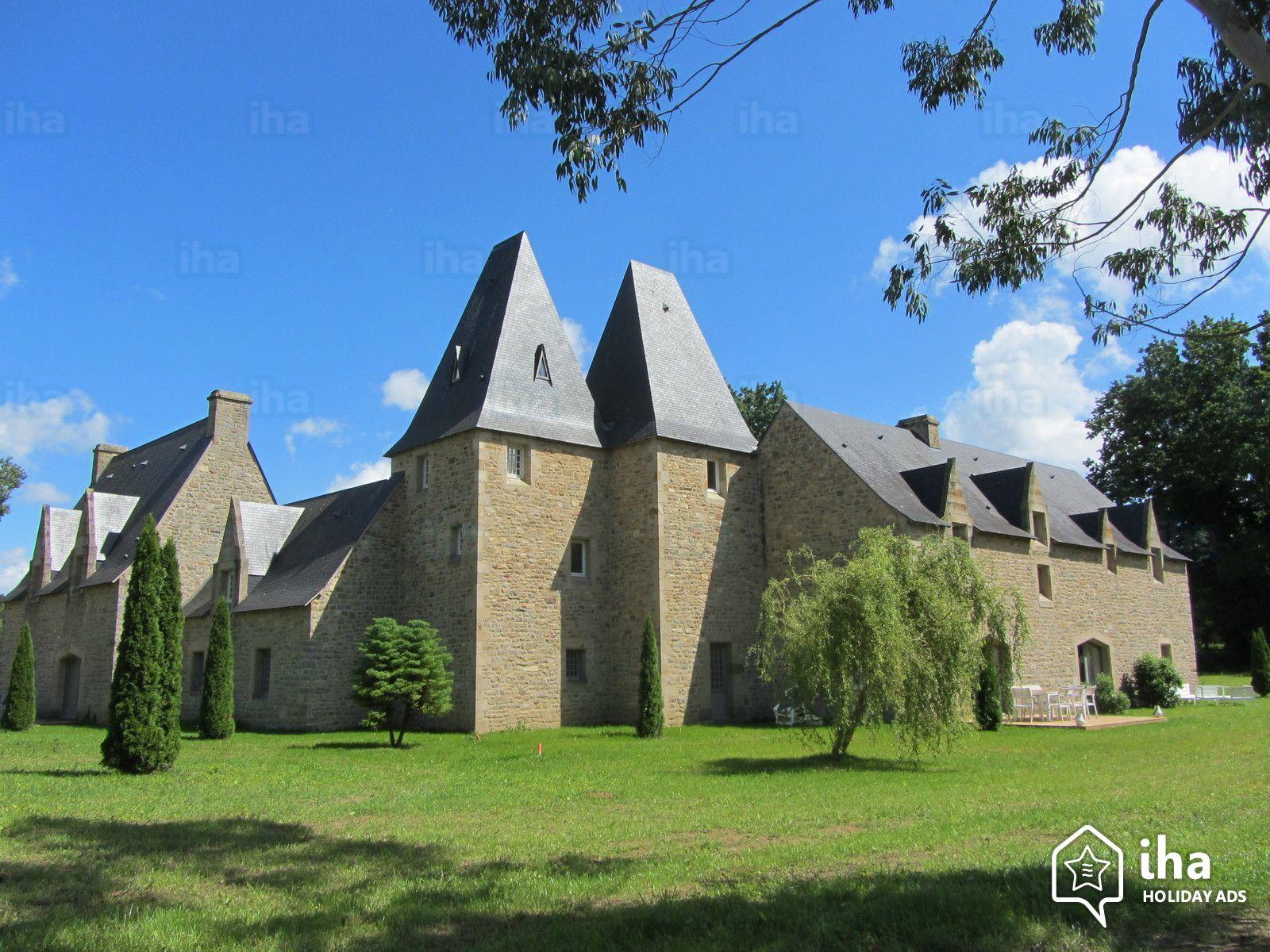 Location Demeure Et Château De 1 À 10 Personnes Avec 4 Chambres encequiconcerne Piscine De Combourg
