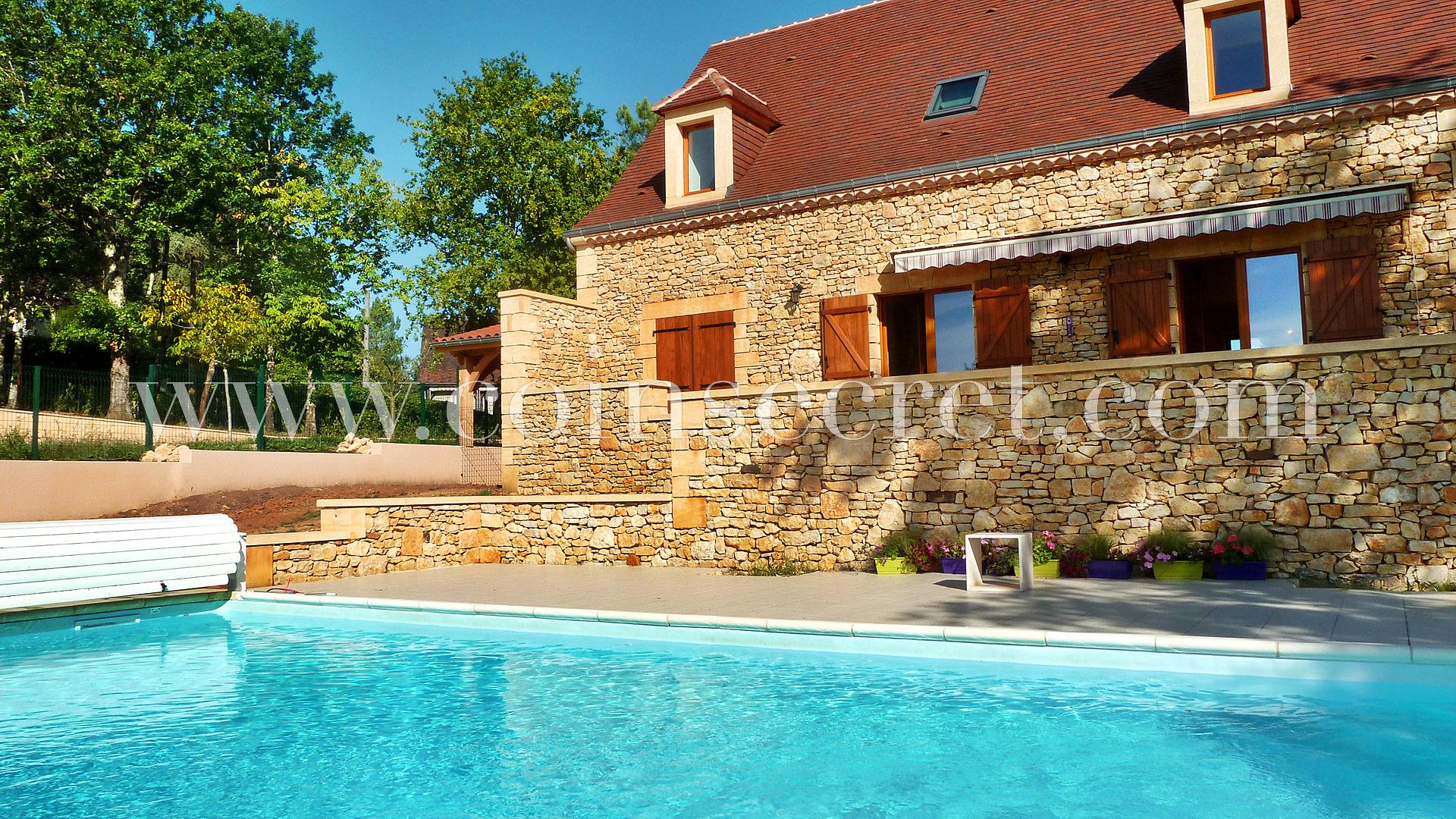 Location D'une Maison Avec Piscine À Sarlat En Dordogne tout Location Dordogne Piscine