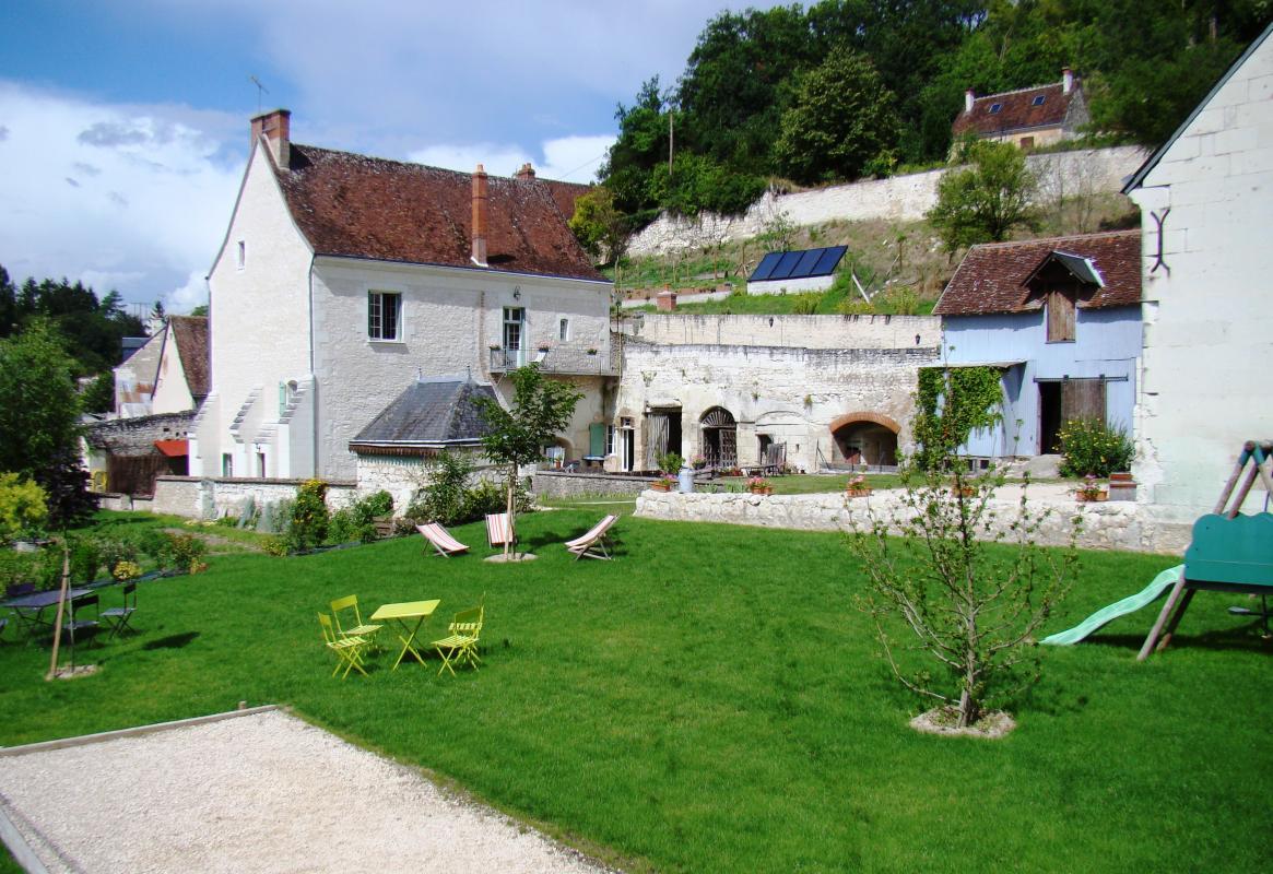 Location Gîte N°G1070 À Montrichard Val De Cher - Bourré ... avec Piscine De Montrichard