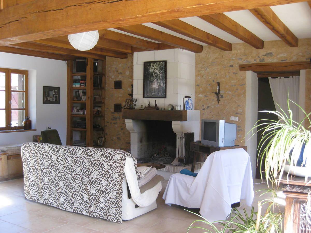 Location Gîte Rural 6-8 Pers. - Châtillon-Sur-Indre destiné Piscine Chatillon Sur Indre