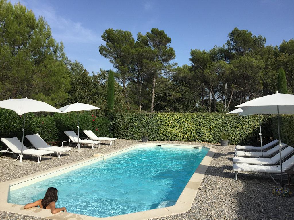 Location Gite,piscine,wifi,parking Près D'aix-En-Provence ... intérieur Piscine Fuveau