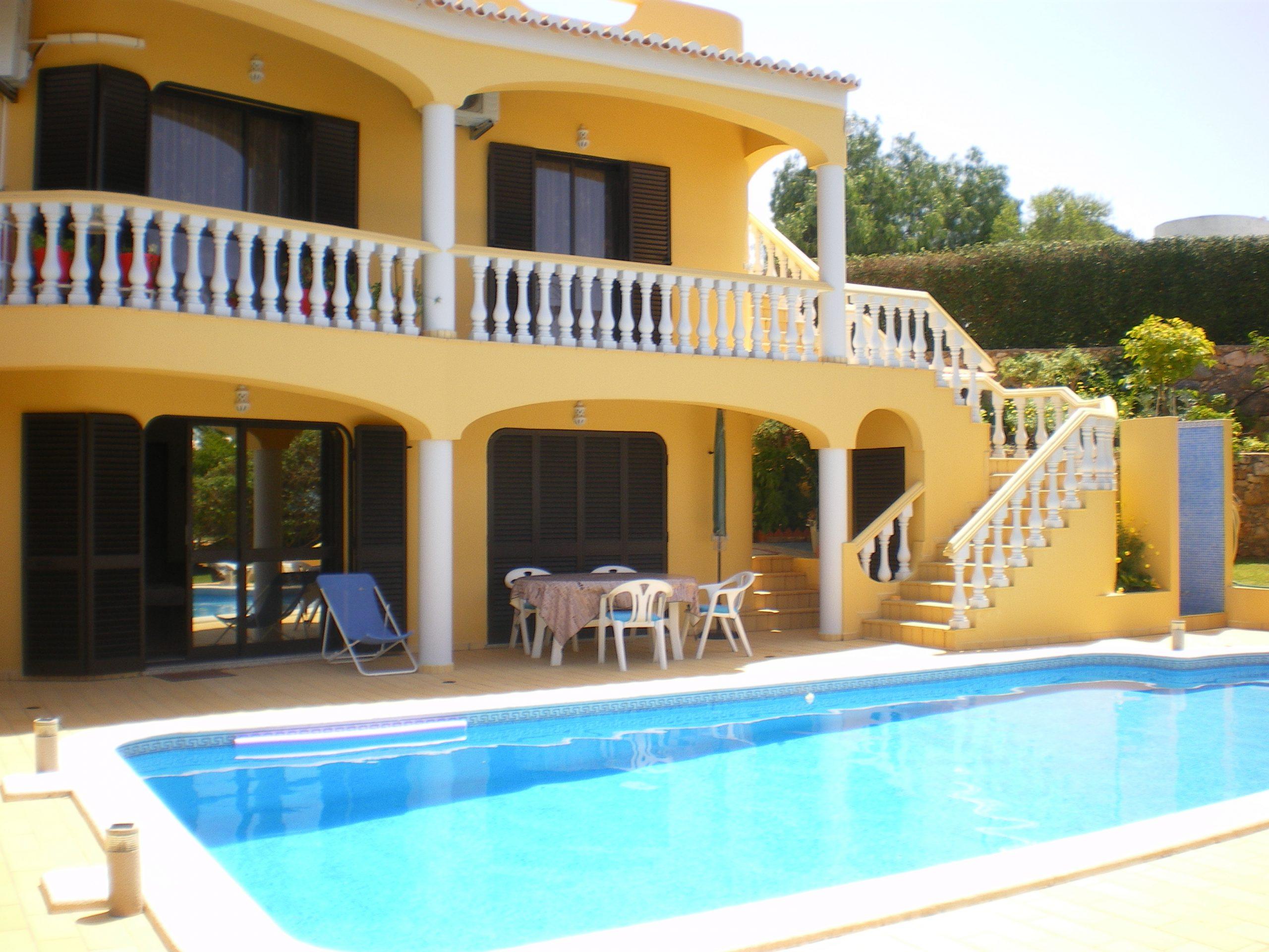 Location Maison 6 Personnes À Lagoa, Algarve Portugal ... avec Location Maison Avec Piscine Portugal