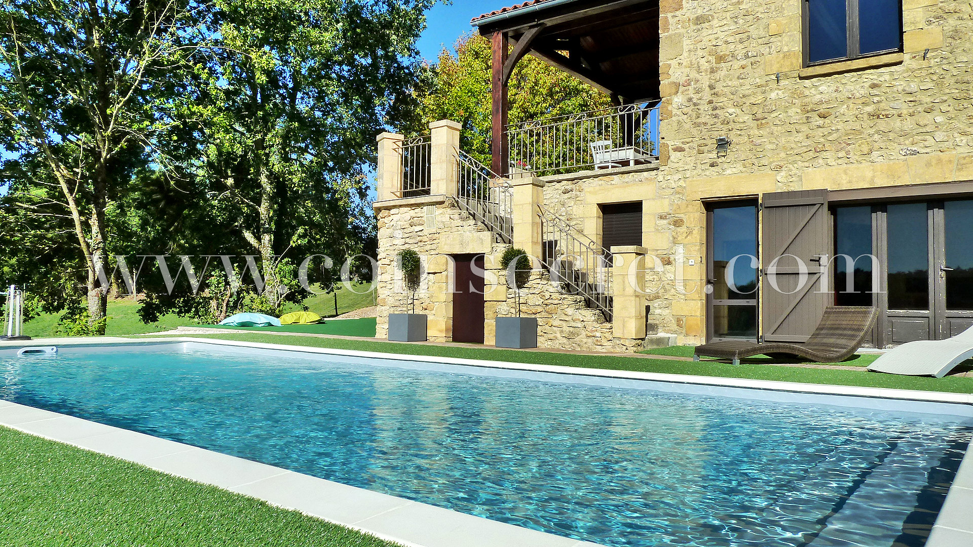 Location Maison Avec Piscine Proche Sarlat - Dordogne ... dedans Location Dordogne Piscine