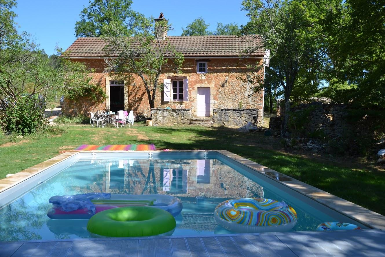 Location Maison Dordogne serapportantà Location Dordogne Piscine
