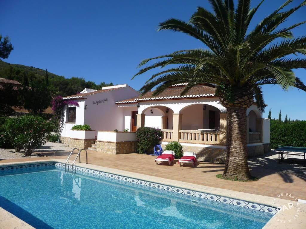 Location Maison Particulier Espagne | Particulier - Pap Vacances intérieur Location Maison Vacances Avec Piscine Privée Pas Cher Particulier